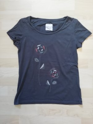 armedangels T-shirt grigio scuro