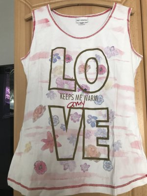 Amy Vermont T-shirt wit