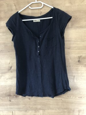 Abercrombie & Fitch T-shirt blu scuro