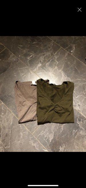 Shirt Body ocher-beige