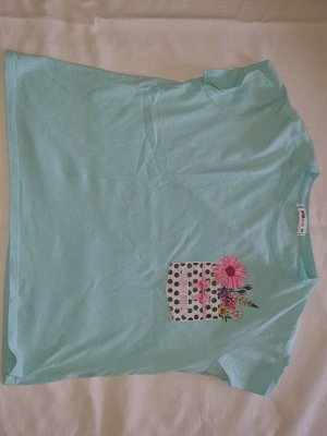 FB Sister T-shirt bleu clair