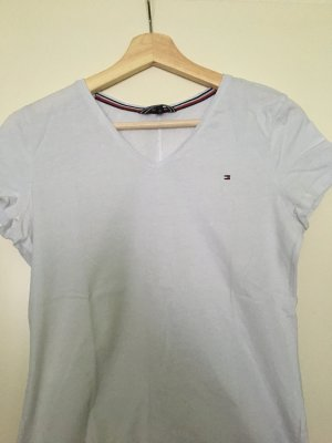 Tommy Hilfiger T-Shirt white cotton