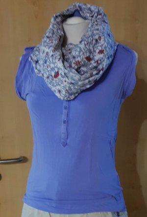 Biaggini Camiseta violeta azulado