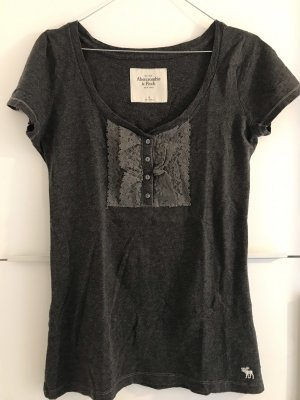 Abercrombie & Fitch Camicia grigio scuro
