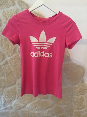 T-Shirt Adidas pink XS