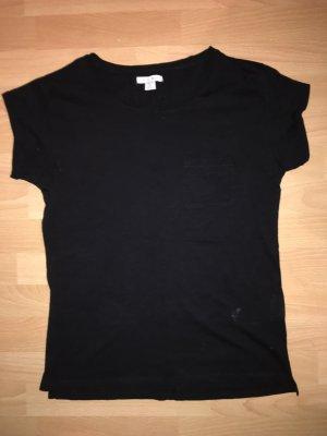 T-Shirt Amisu schwarz in Größe M