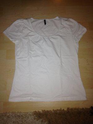 T-Shirt Amisu weiß in Größe L