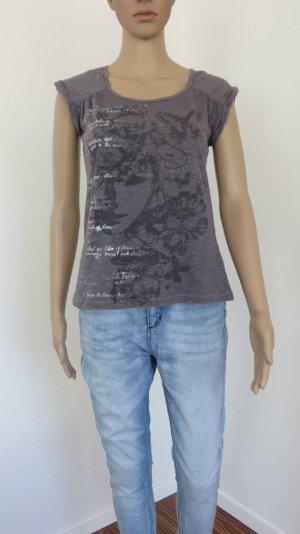 T - Shirt, anthrazit
