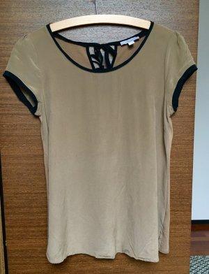 T-Shirt aus Seide von Cyrillus