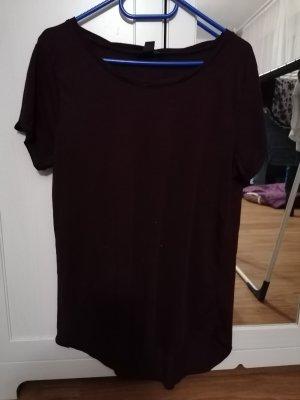 Amisu T-shirt bordeaux