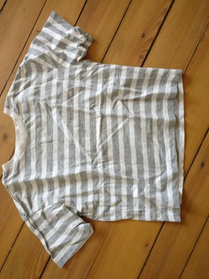 T-Shirt * Baumwollshirt * Streifen * Ringelshirt * uniqlo * Gr. XS