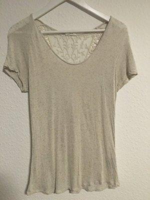 T-Shirt beige von Opus