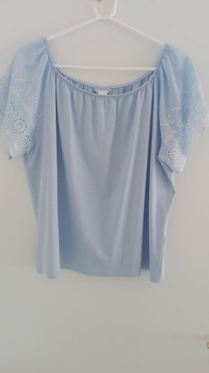 T-Shirt bleu von H&M
