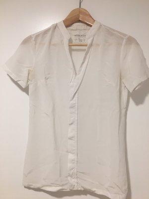 Woolrich Blusa de manga corta blanco