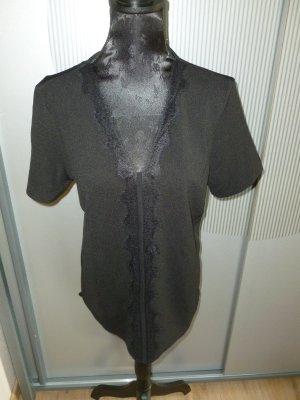 T-Shirt Bluse schwarz Esprit