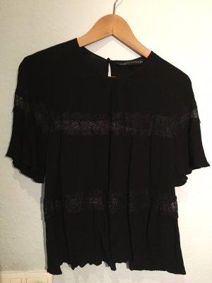 T-Shirt Bluse von Zara