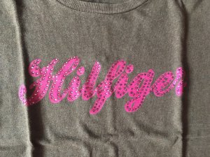 Tommy Hilfiger T-Shirt light brown-pink