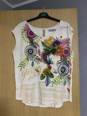 Desigual T-Shirt multicolored