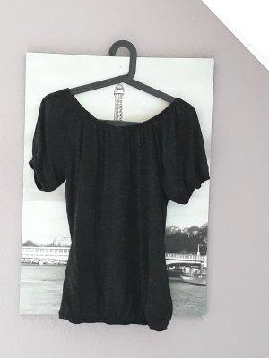 T-Shirt Carmen Ausschnitt