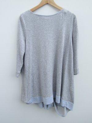 COS Oversized shirt grijs
