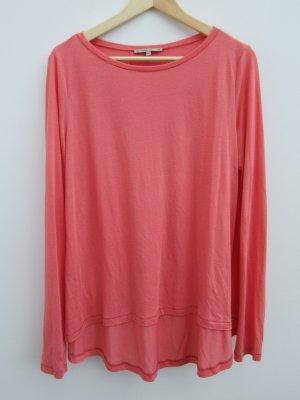 Patricia Pepe Oversized shirt zalm-lichtrood