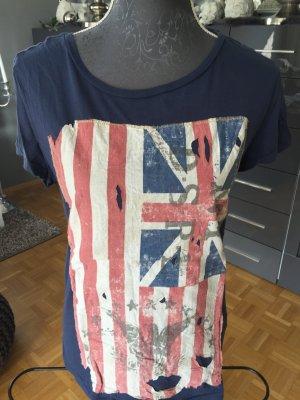 T-Shirt Denim & Supply Ralph Lauren XS blau neu!!!