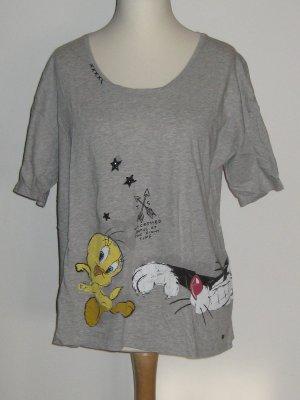 T-Shirt der angesagten Marke Frogbox mit Tweety und Silvester Xl