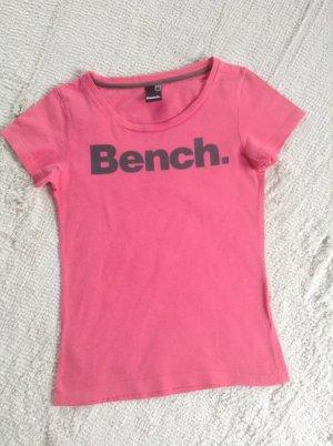 T-Shirt der Marke Bench / pink / Gr. S