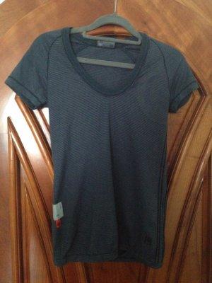 G-Star Shirt petrol-zwart