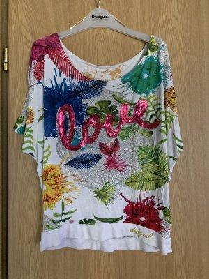 Desigual T-shirt veelkleurig