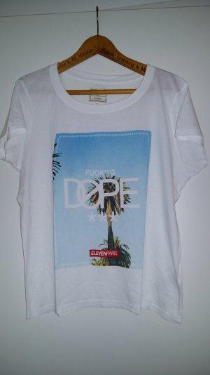 T-Shirt Elevenparis LIFE IS A JOKE -letzter Preis-