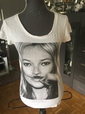 T-Shirt Elevenparis Live is a joke Kate Moss S
