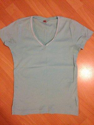 T-shirt, Esprit, Größe L, himmelblau
