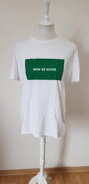 T-Shirt Esprit Print Gr. L