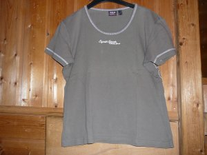 T-Shirt  Esprit Sports,  Gr. 38. Farbe Kaki.