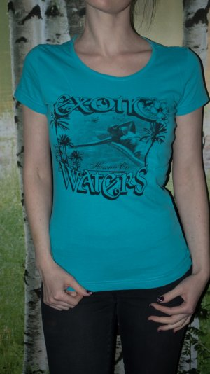 T-Shirt Exotic Waters