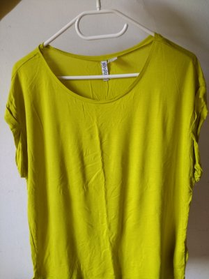 Basic Top meadow green cotton