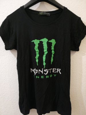 & other stories T-shirt nero-verde