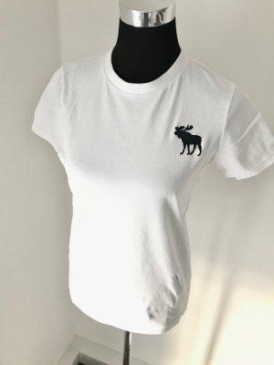 Abercrombie & Fitch Camicia bianco-nero