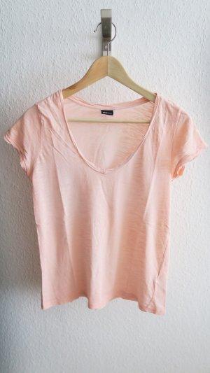 T-shirt für den Sommer apricot Größe S