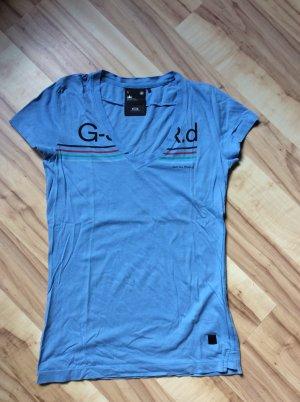 T-Shirt - G-Star - blau