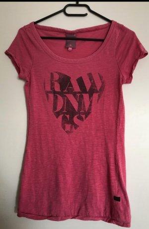 T-shirt G-Star Raw Denim, Pink M