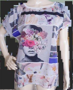 T-Shirt, Geisha, Gr.40 (166-AE)