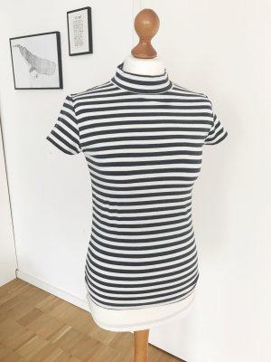T-Shirt, gestreift, 36, Just Female