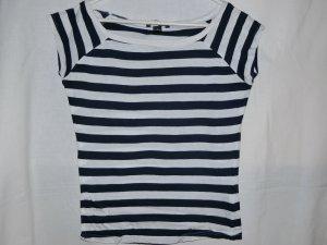 T-Shirt gestreift / H & M