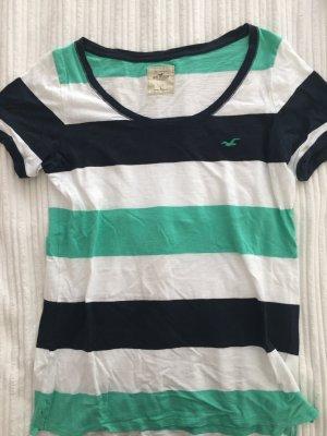 T-Shirt gestreift Hollister