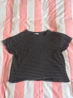 T-Shirt getreift H&M