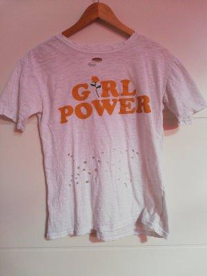 T-shirt :Girl Power