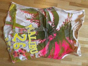 Camiseta multicolor Viscosa