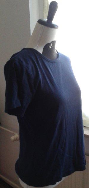 T Shirt, Gr.38/40 dunkelblau